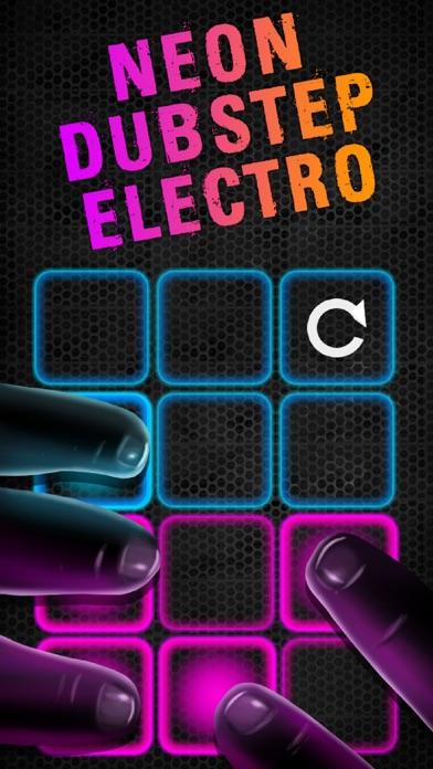 Neon Dubstep Electro