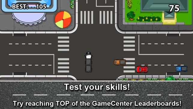 Resultado de imagen de crossroad traffic itunes app