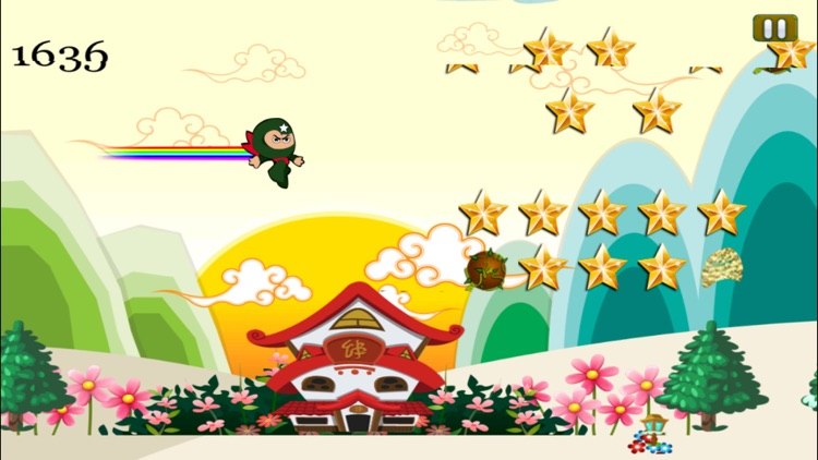 Adventures Of Little Ninja - Bouncy Tiny Assassin Rush FREE