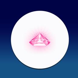 M Finger Tap - Diamond Circle Dash