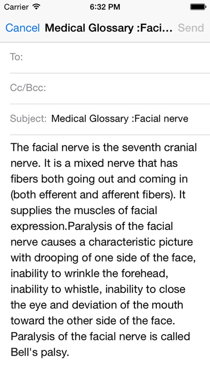 Medical Glossary A-Z screenshot-4