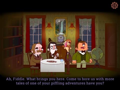 Bertram Fiddle: Episode 1: A Dreadly Business для iPad
