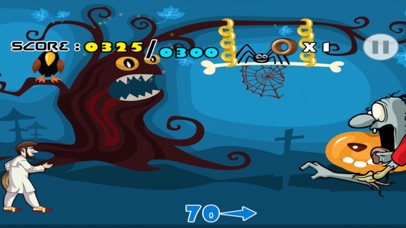 Zombie Toss Free - Ring Throwing At The Farm screenshot four