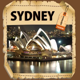 Sydney Travel Guide - Offline Maps