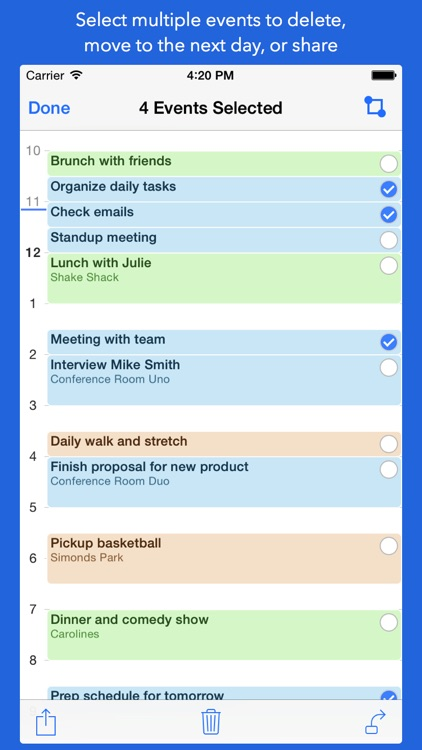 OneStack Calendar - Simplify and organize your life