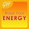 Raise Your Energy by Glenn Harrold: Self-Hypnosis Energy & Motivation