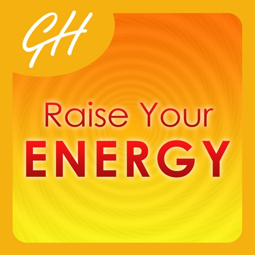 Raise Your Energy by Glenn Harrold: Self-Hypnosis Energy & Motivation