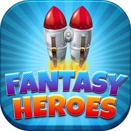Fantasy Heroes - Jetpack new Advanture