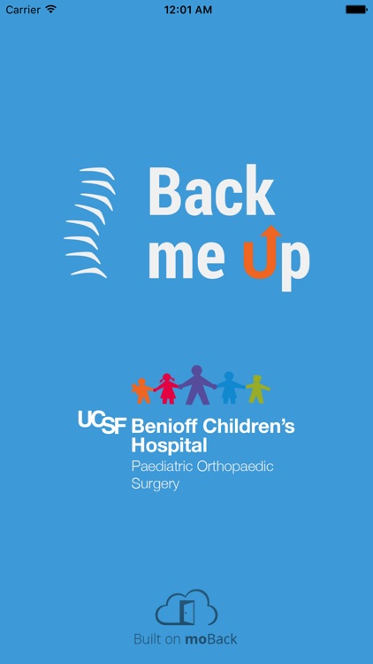 UCSF's BackMeUp