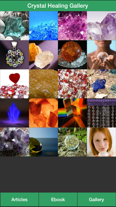 Crystal Healing Guide - Learn How To Use Crystals For Healing !のおすすめ画像3