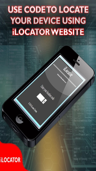 iLocator Free - Find And Locate Your Lost Phone iPhone