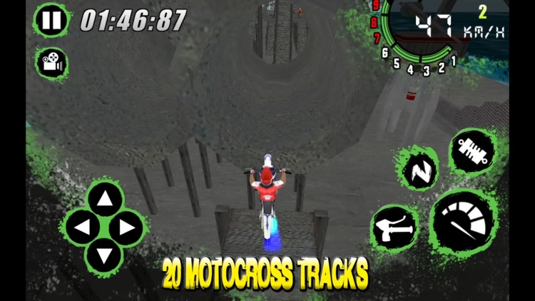Moto Racing Madness screenshot-0