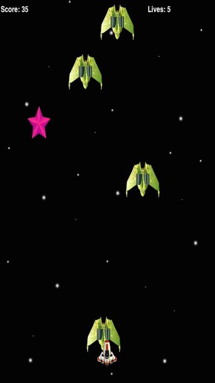 Galaxy War - Space Ship Battle screenshot-3