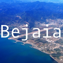 hiBejaia: Offline Map of Bejaia