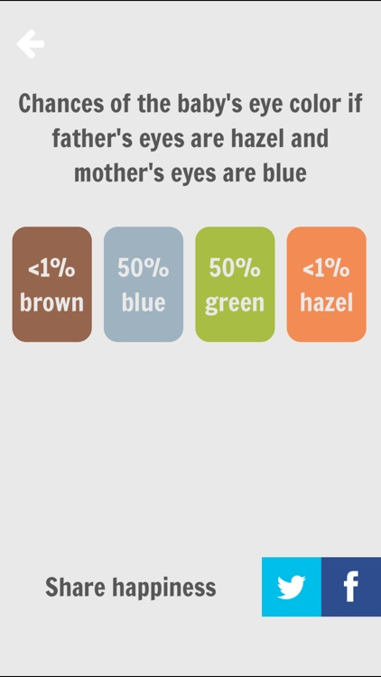 Baby Eye Color Predictor