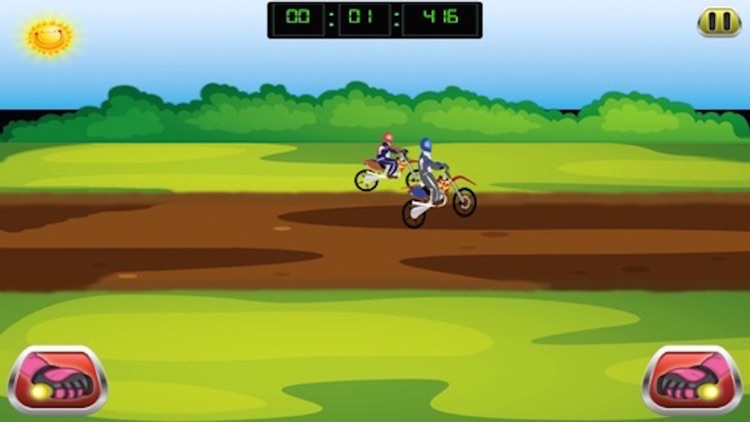 Motocross Race : Cool Bike Game screenshot-3