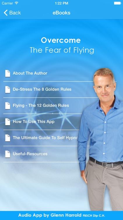 Overcome The Fear of Flying by Glenn Harrold screenshot-3
