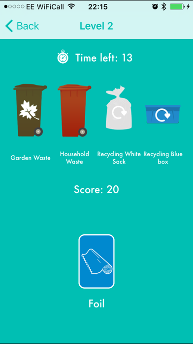 Recycle for Burnley screenshot four