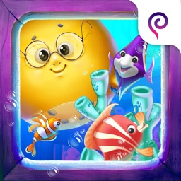 Sea Animals Encyclopedia: Fun and Colourful Pictures for Toddlers Learning