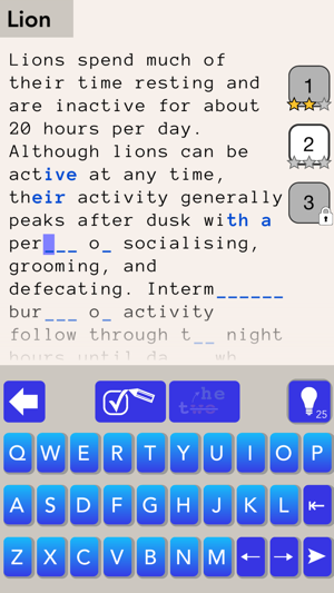 ‎Mind the Gap!  Learn English Language – not just Grammar and Vocabulary Screenshot