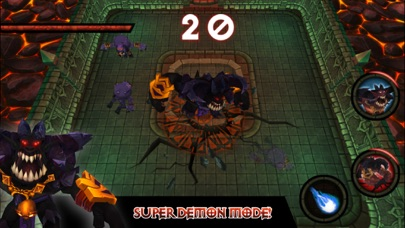 Dungeon & Demons: Survival Against The Demons screenshot three
