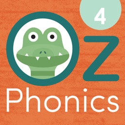 Oz Phonics 4 - Long Vowel Spellings and R-Controlled Vowels