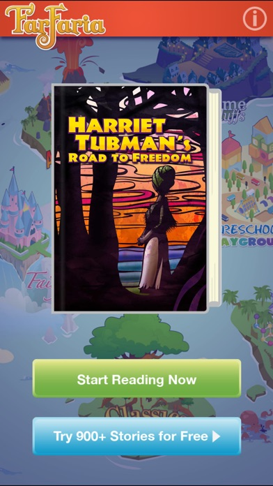 Harriet Tubman's Road to Freedom screenshot two