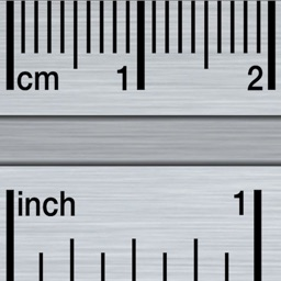 iRuler - Infinite Ruler - Measure Length in Centimeters or Inches