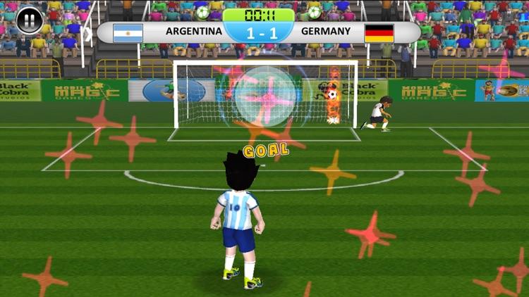 Soccer Penalty Shootout 2014 screenshot-4