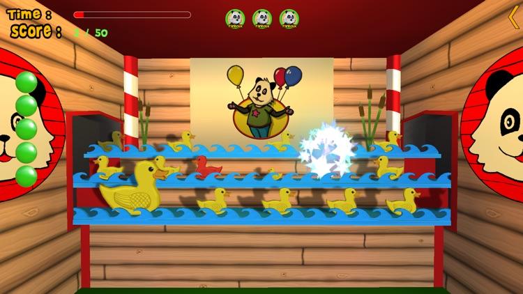 pandoux shooting duck for kids - free game screenshot-3