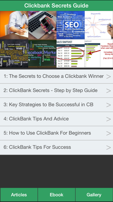 Clickbank Secrets Guide - How To Get More Traffic on Clickbank !