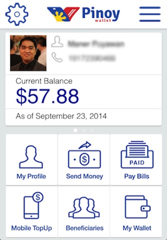 PinoyWallet screenshot 2