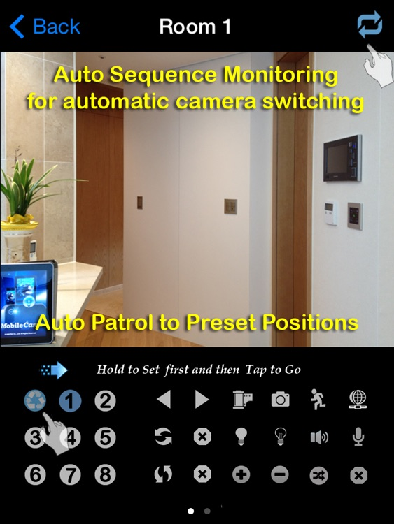 uCamPro HD: IP Camera & Webcam Viewer