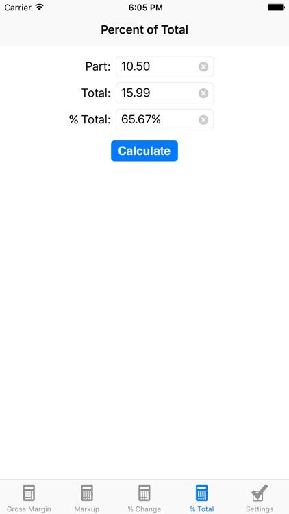 SalesCalc screenshot-3