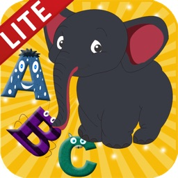 Tap and learn ABC, Preschool kids game to learn alphabets, phonics with animation and sound lite