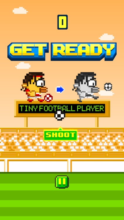 8-bit Football Star - Play Free Retro Pixel Soccer Games screenshot-1