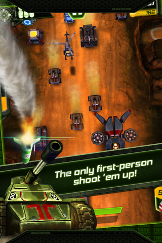 Tank Invaders: War on Terror screenshot 1