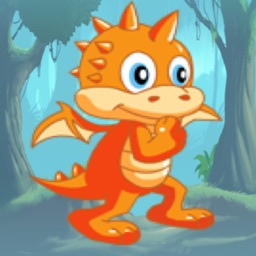 A Little Dragon Adventure Game For Kids -