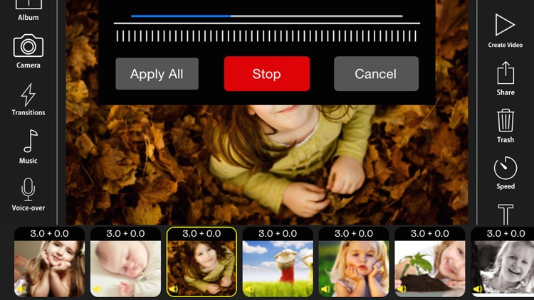 FunSlides - Make HD video from photos screenshot-3