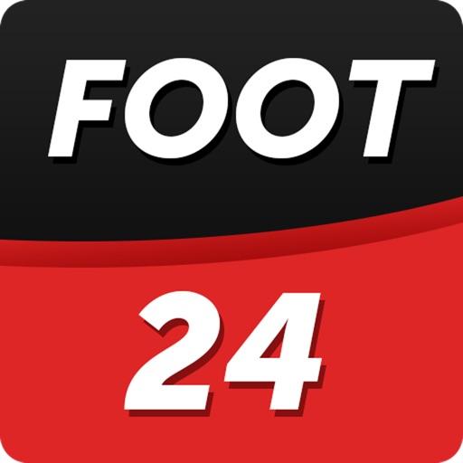 Foot 24: Actu foot, Mercato, Résultats
