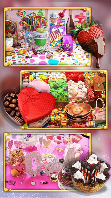 Hidden Objects - Candy Kingdom screenshot-3