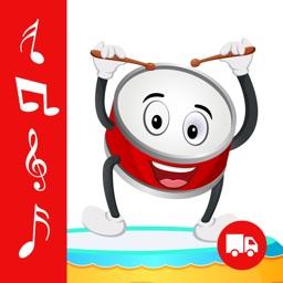 Magical Music Maker - Music Band Creator for Kids
