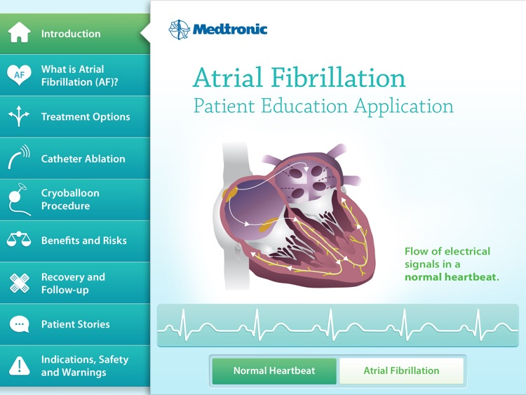 Treating AF Patient Education screenshot-3