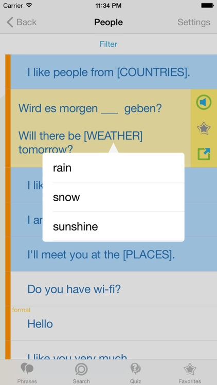 German Phrasebook - Travel in Germany with ease
