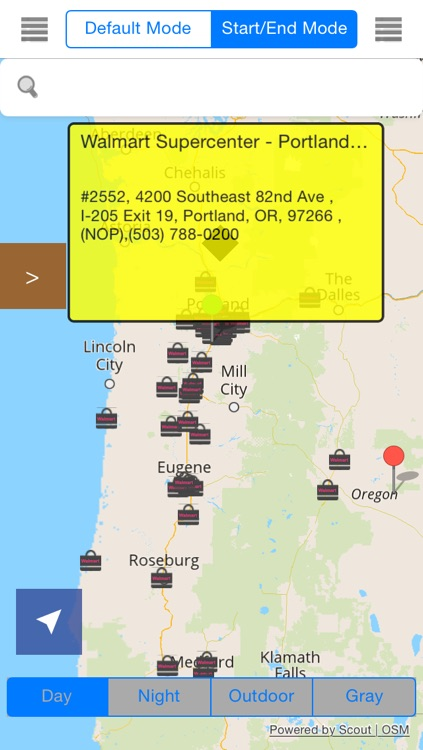 Oregon/Portland Offline Map & Navigation & POI & Travel Guide & Wikipedia with Traffic Cameras Pro screenshot-3