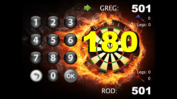Real Darts screenshot-0