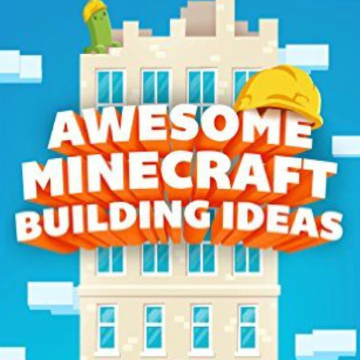 House and Building Design guide for Minecraft Pro - with step-by