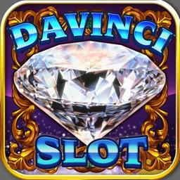 Slot - Diamonds of DaVinci Code HD