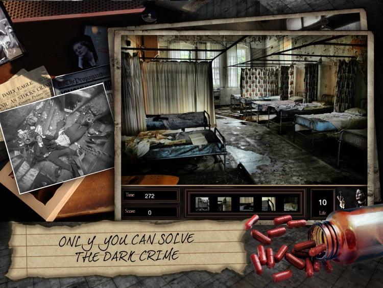 Abandoned Murder Room