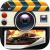 ALL-IN-1ハリウッドインスタ-FXはIGファスト無料でフォトギャラリーにムービーの効果を編集を追加 - iPhoneアプリ